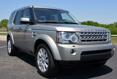 2012_Land Rover_LR4_HSE LUX 4x4_ Fort Worth TX