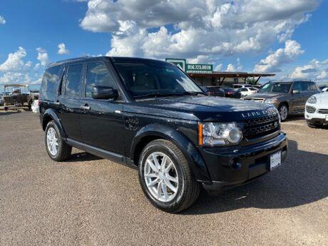 2012 Land Rover LR4 HSE Laredo TX