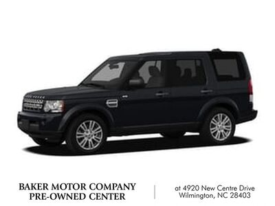 2012_Land Rover_LR4_HSE_ Charleston SC