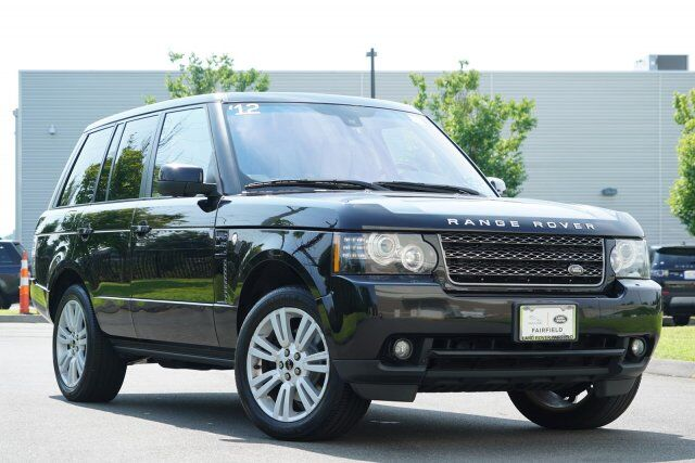 2012 Land Rover Range Rover 4WD 4dr HSE LUX Fairfield CT
