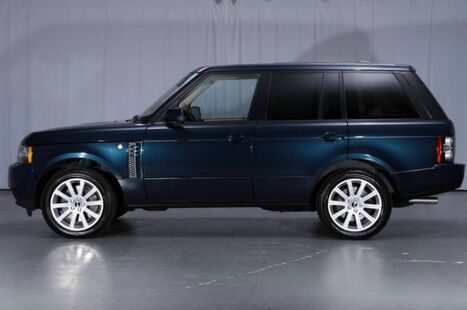 Land Rover Range Rover 4x4 Supercharged 2012