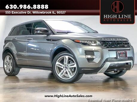 2012_Land Rover_Range Rover Evoque_Dynamic Premium_ Willowbrook IL