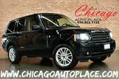 2012 Land Rover Range Rover HSE - 5.0L V8 ENGINE 4 WHEEL DRIVE BLACK LEATHER HEATED SEATS NAVIGATION BACKUP CAMERA SUNROOF HEATED STEERING XENONS
