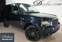 Land Rover Range Rover HSE 4WD, Navigation System, Rear-View Camera, Blind Spot Monitor, Harman Kardon Surround Sound, Heated Leather Seats, Power Sunroof, 19-Inch Alloy Wheels, 2012