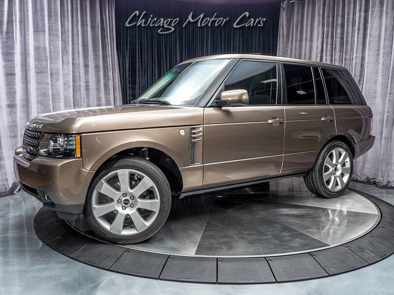 2012_Land Rover_Range Rover_HSE_ Chicago IL