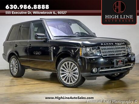 2012_Land Rover_Range Rover_SC_ Willowbrook IL