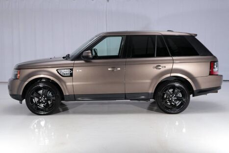 Land Rover Range Rover Sport 4WD HSE LUX 2012