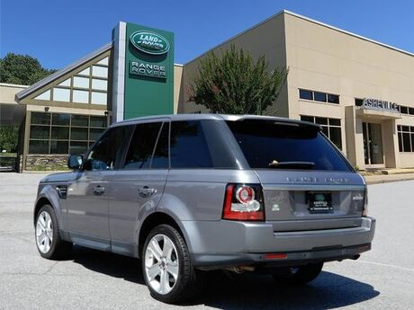 2012 Land Rover Range Rover Sport HSE GT Limited Edition Mills River NC