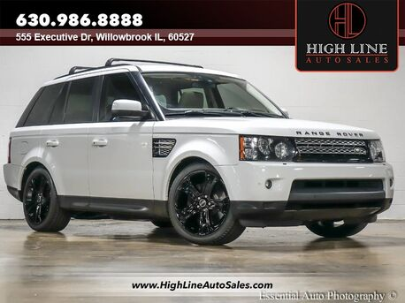 Land Rover Range Rover Sport HSE LUX 2012