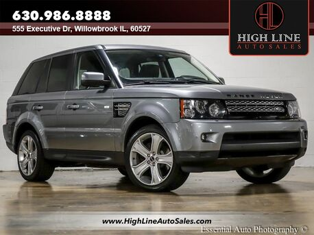 Land Rover Range Rover Sport HSE Limited Edition 2012