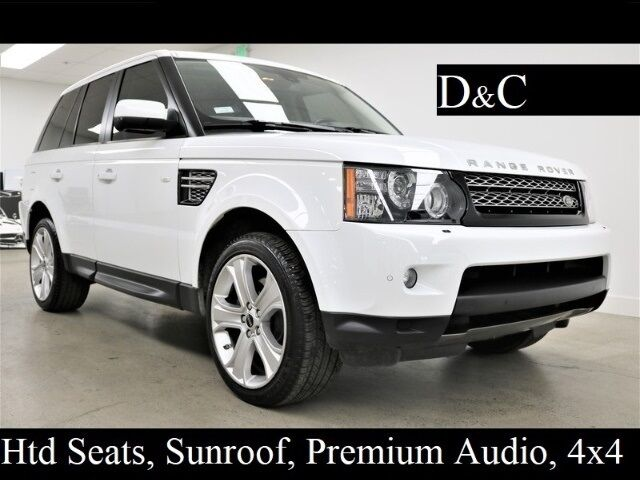 2012 Land Rover Range Rover Sport HSE Portland OR