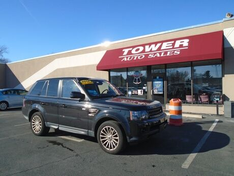 2012 Land Rover Range Rover Sport HSE Schenectady NY
