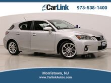 2012_Lexus_CT_200h_ Morristown NJ