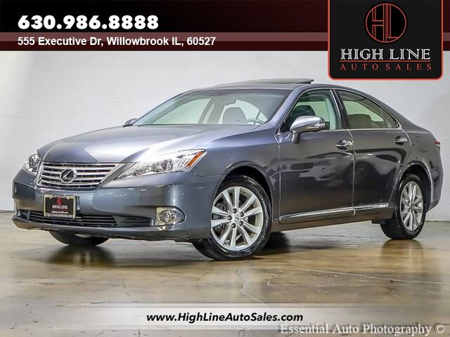 2012 Lexus ES 350  Willowbrook IL