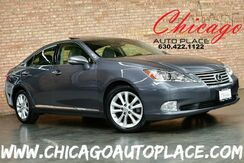 2012_Lexus_ES 350_3.5L V6 ENGINE 1 OWNER FRONT WHEEL DRIVE NAVIGATION BACKUP CAMERA KEYLESS GO PARCHMENT LEATHER HEATED/COOLED SEATS XENONS_ Bensenville IL