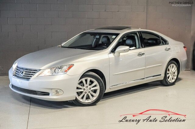 2012_Lexus_ES 350_4dr Sedan_ Chicago IL