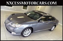 Lexus ES 350 PREMIUM PKG NAVIGATION VENTILATED SEATS. 2012