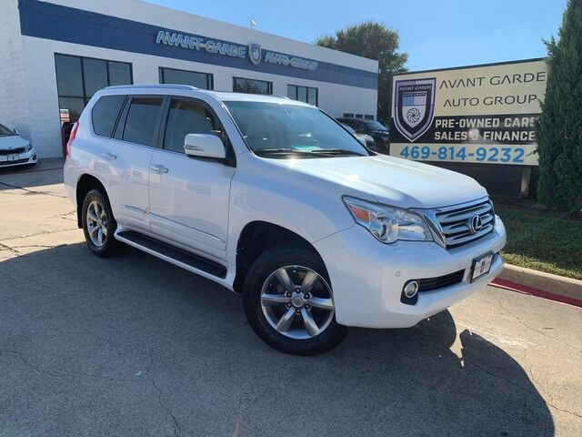 2012 Lexus GX460 4WD Premium NAVIGATION, REAR VIEW CAMERA, PREMIUM STEREO, HEATED/COOLED PREMIUM LEATHER, SUNROOF!!! SUPER CLEAN AND LOADED!!! ONE LOCAL OWNER!!! Plano TX