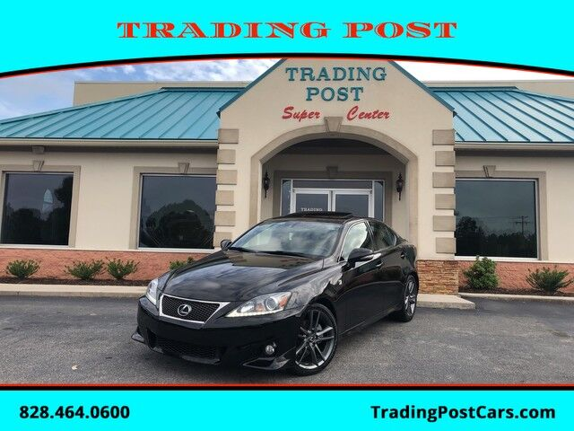 2012_Lexus_IS 250_F Sport_ Conover NC