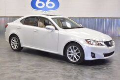 2012_Lexus_IS 250_PEARL WHITE! LEATHER SUNROOF! 30+ MPG! LIKE NEW!!! LOW MILES!!_ Norman OK