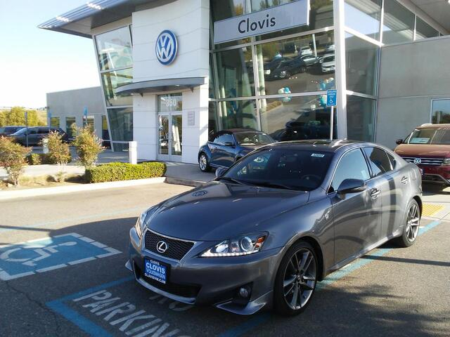 2012 Lexus IS 250  Clovis CA