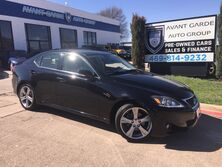 Lexus IS250 NAVIGATION REAR VIEW CAMERA, HEATED AND COOLED LEATHER SEATS, SUNROOF!!! LOADED!!! ONE OWNER!!! 2012