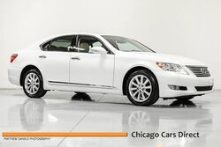 Lexus LS 460 AWD Luxury 2012