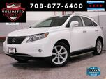 2012 Lexus RX 350 AWD Navi Rear Camera Running Boards