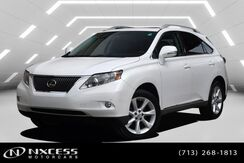 2012_Lexus_RX 350_Navigation Roof Leather Clean Carfax!_ Houston TX