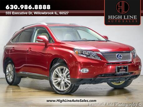 2012_Lexus_RX 450h__ Willowbrook IL