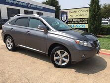 Lexus RX350 AWD NAVIGATION REAR VIEW CAMERA, PREMIUM PACKAGE, PREMIUM AUDIO, HEATED/COOLED LEATHER, SUNROOF!!! LOADED AND VERY CLEAN!!! 2012