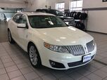 2012 Lincoln MKS AWD