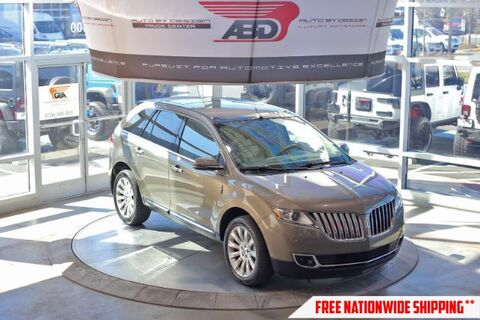 2012_Lincoln_MKX_AWD_ Chantilly VA
