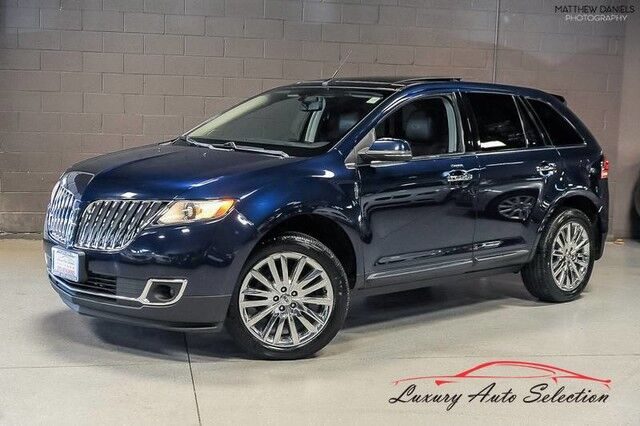 2012_Lincoln_MKX Limited AWD_4dr SUV_ Chicago IL