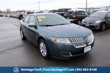 2012 Lincoln MKZ  South Burlington VT