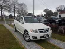 2012_MERCEDES-BENZ_GLK_350 4MATIC, WARRANTY, LEATHER, NAV, HEATED SEATS, ROOF RACKS, BACKUP CAM, SUNROOF, POWER SEATS, AUX!_ Norfolk VA