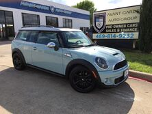 MINI Cooper Clubman S PANORAMIC ROOF, SPORT PACKAGE, LEATHER SEATS!!! EXTRA CLEAN!!! LOW MILES!!! 2012