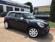 MINI Cooper Countryman S NAVIGATION SPORT PACKAGE, HARMON KARDON AUDIO, PANORAMIC ROOF, LEATHER, PARKING SENSORS!!! EVERY OPTION!!! FULLY LOADED AND SUPER CLEAN!!! 2012