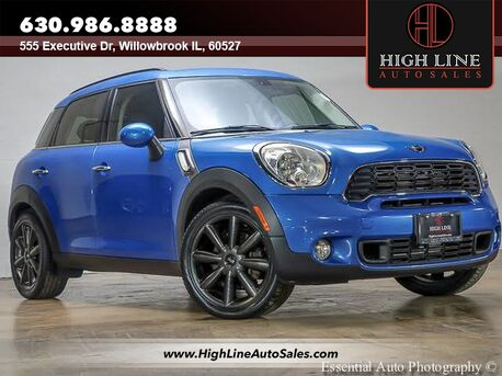 2012_MINI_Cooper Countryman_S_ Willowbrook IL