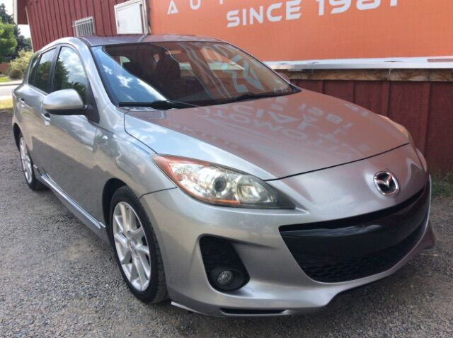 2012 Mazda MAZDA3 s Grand Touring 5-Door Spokane WA