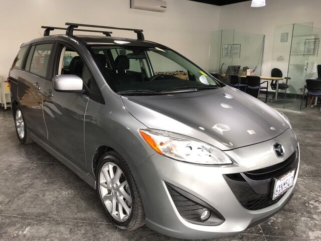 2012_Mazda_Mazda5_Grand Touring_ San Jose CA