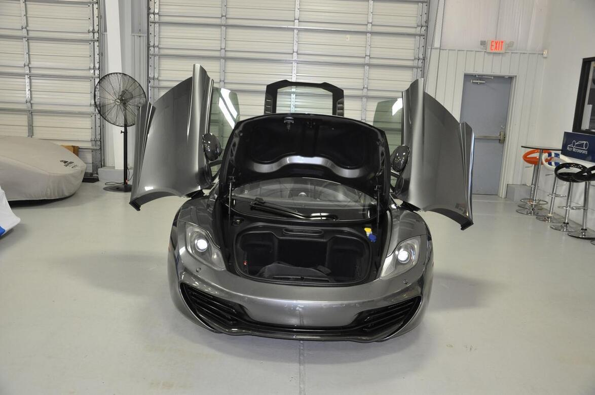 2012 McLaren MP4-12C Race Tomball TX