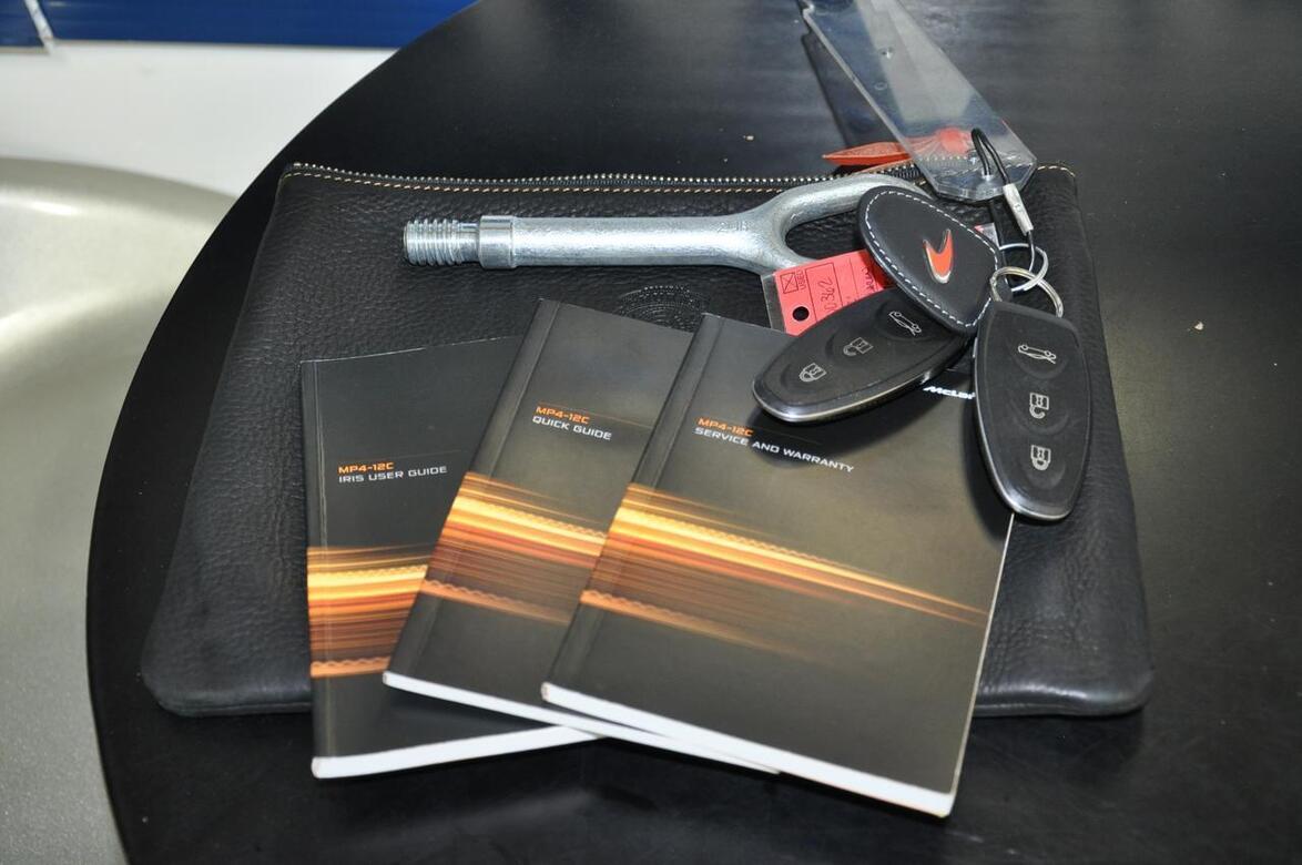 2012 McLaren MP4-12C Race Tomball TX