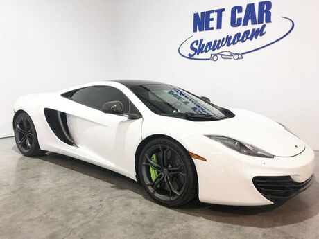 2012 McLaren MP4 12C  Houston TX