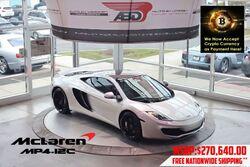 McLaren MP4-12C Coupe 2012