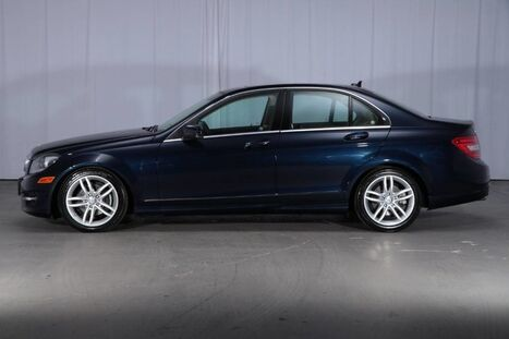 Mercedes-Benz C-Class 4MATIC AWD Sedan C 300 Sport 2012