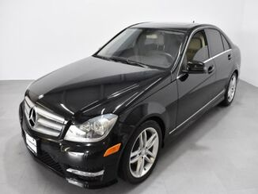 2012_Mercedes-Benz_C-Class_4dr Sdn C 250 Sport RWD_ Arlington TX