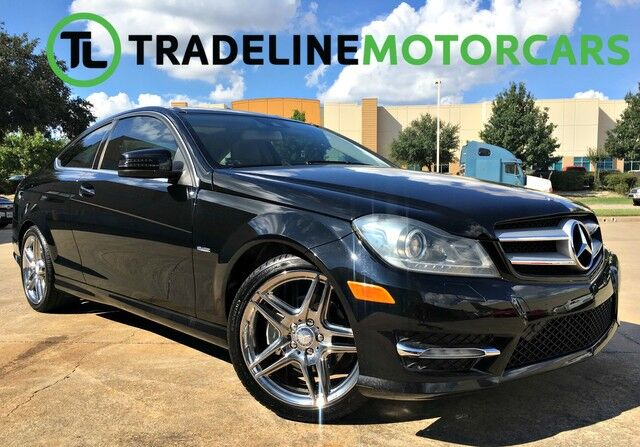 2012 Mercedes Benz C Class C 250 1 OWNER, LEATHER, NAVIGATION ...