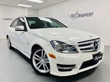 2012_Mercedes-Benz_C-Class_C 250_ Dallas TX