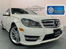 2012_Mercedes-Benz_C-Class_C 250 Luxury_ Carrollton  TX